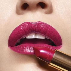 Our #lorealcannes2016 signature color is here What do you think of Color Riche 435/Plum My Nights? #colorriche #redcarpetready