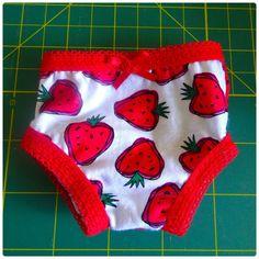 Doll Panties pattern free