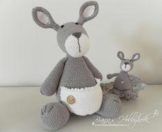 Jip de kangaroe patroon van stip en haak made by www.biancahobbyhoek.nl