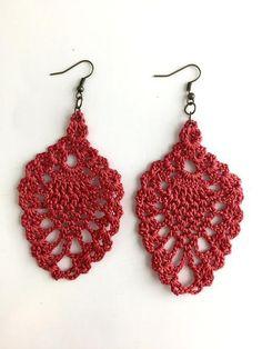 Chandelier Crochet Earrings