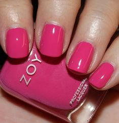 Vampy Varnish Zoya Nail Polish Spring 2012 Beach & Surf Swatches Lara