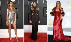 Grammy Awards outfits recreated   Daily Mail Online