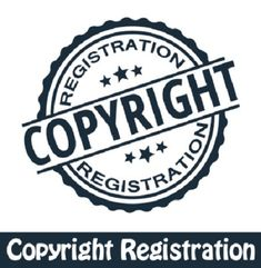 Copyrights registration safeguards of the rights of the creators being an infringement. This is legal protection that no other one can misuse the copyrighted efforts of writer or creator in any form without the permission of owner.