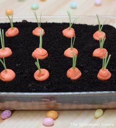 Oreo Easter Dirt Cake