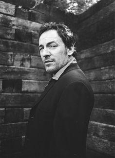 Bruce Springsteen.   He still looks amazing!!
