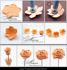 Her Majesty Rose---Part 5 of 8---written directions on post---http://astoriaflowers.blogspot.com/2012/01/blog-post_7452.html#more