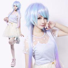 Harajuku students anime wigs