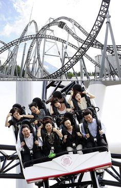 5 of the World's Coolest and Scariest Roller Coasters - TechEBlog