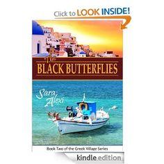 Amazon.com: Black Butterflies. (The Greek Village Series Book 2) eBook: Sara Alexi: Kindle Store