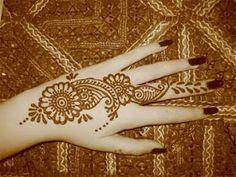 Design: Arabic Henna Design Pictures