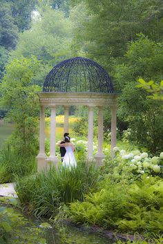 Longwood Gardens Consists Of Over 1,077 Acres Of Gardens, Woodlands, And  Meadows In Kennett