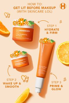 Your festival skincare survival essentials. Stay dewy & selfie-ready with C-Rush Brightening Gel Crème, Banana Bright Eye Crème and Banana Bright Face Primer. Beauty Care, Beauty Skin, Beauty Hacks, Beauty Tips, Beauty Ideas, Diy Beauty, Natural Hair Mask, Natural Hair Styles, Natural Beauty