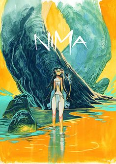 Nima is already an adult nymph and the time has come for her to put in practice everything they have taught her: to seduce a human to perpetuate her species and killing it afterwards.