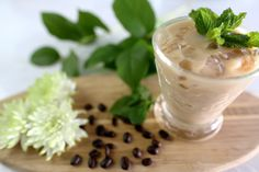 Mint Mojito Iced Coffee!! ~ Happy St. Patty's Day! | ToneItUp.com