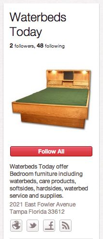 Waterbeds Today