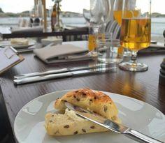 Gullmarsstrand 5 dl kaldt vann 50 g gjær* dl linfrø* 700 g mel Baking And Pastry, Bread Baking, Norwegian Food, I Foods, Food Inspiration, Bread Recipes, Food And Drink, Turkey, Pizza