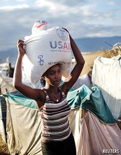 Aid policy: Helping whom, exactly? | The Economist