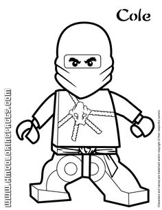 ausmalbilder ninjago lego | Ausmalbilder für kinder | ausmalbilder ...