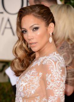 Jennifer Lopez: Jennifer Lopez furthered the wow-factor of her look with Le Vian diamond earrings.