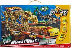 Trick Tracks Jurassic Starter Set  2009 Best Christmas Toys, Kids Christmas, Dino Toys, Cool Toys For Boys, Elemental Powers, Hot Wheels Cars, Stunts, Marvel Avengers, Activities For Kids