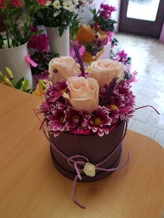 Valentines Flowers, Flower Designs, Flower Arrangements, Wedding Flowers, Bouquet, Cake, Desserts, Floral Arrangements, Flowers