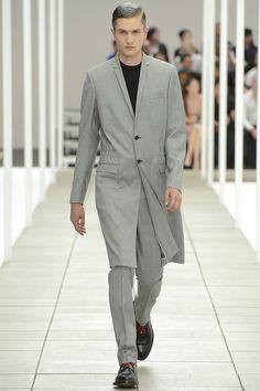 Look SS13 de Dior Homme.