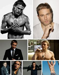 Charlie Hunnam, sweet mother!!....for my sister, okay, and a little for me too!! :-)