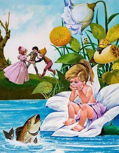 The Fairy Child  Illustration Art Gallery