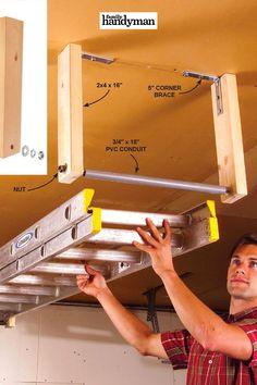 Garage Workshop Organization, Garage Tool Storage, Garage Shed, Garage Tools, Garage House, Diy Storage, Garage Storage Solutions, Shop Storage, Craft Organization