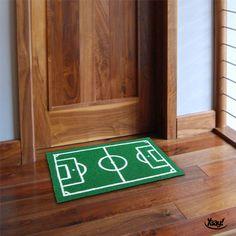 Capacho Campo de Futebol - R$149.90   www.loopday.com.br