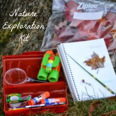 Nature Exploration Kit from Connecting Family & Seoul