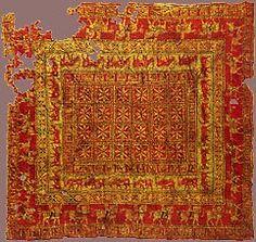 PAZYRYK carpet.