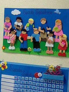Cris - Arte : Incentivos de presença para escola sabatina