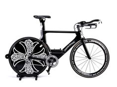 Limited Edition Chrome Hearts x Cervelo Bike | Men Know Why