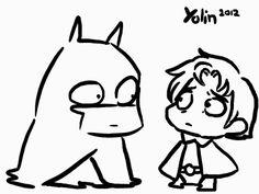 Hi kids, lets talk about potatos, cats and BATMAN