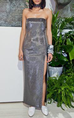 Carla Zampatti Look 8 on Moda Operandi