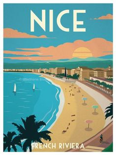 Nice • French Riviera ~ IdeaStorm Studios