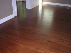 english chestnut stain on white oak | STYLISH FLOORS N' MORE, INC - GALLERY II