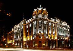 Serbian Government Building, City Centre, Belgrade