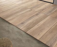 "Terrace plates wood look chestnut large format ""Woodtime Castagno"" - Modern Balcony Tiles, Terrace Tiles, Home Grown Vegetables, Growing Vegetables, Bed Cover Design, Bath Mixer Taps, Deck Flooring, Paving Ideas, Shower Installation"