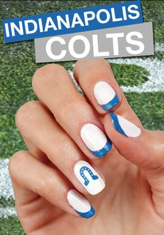 I'd rather be a Colt, hooray! Go Indianapolis!