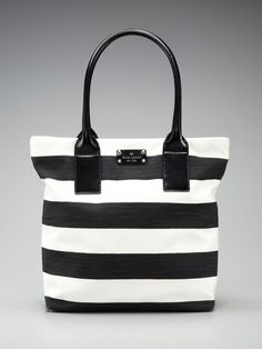 Jubilee Stripe Tote by kate spade new york on Gilt