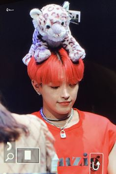 © lucid j 1999 Songs, Pink Wig, Kim Hongjoong, Aesthetic Boy, Korean Bands, Light Colors, Boy Groups, Your Favorite, Cute Pictures