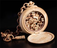 arte hecho reloj eljocarreco