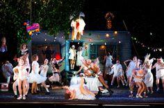 Opera North's 'Carmen': Peter Auty as Don José and Heather Shipp as Carmen 2011