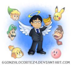 .:Sayonara Mr. Iwata:. by 6GonzaloCortez4