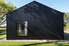 For Sale: Bressingham, Norfolk Black Cladding, Metal Cladding, Black Shed, Black Barn, Modern Barn House, Modern Shed, Metal Barn House, Steel Sheds, Steel Barns