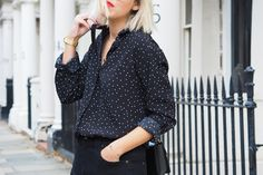 The Frugality | Hush blouse