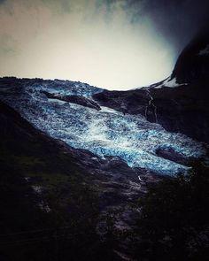 #norway #gletsjer #glacier #biggestglacierineurope #naturephotography #natuurfotografie #nature #nature_shooters #tz80 #amazing #landschap #natuurfoto #noorwegen #lofi #snapseed