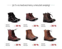 2018 Nyári Olcsó NŐI Cipők Barna lapos talpú bakancs Modell